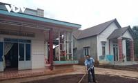 โฉมหน้าใหม่ในหมู่บ้านต่างๆในเขตเตยเงวียน