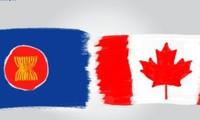 อาเซียนและแคนาดาผลักดันความร่วมมือตามแผนปฏิบัติงานใหม่