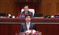 ผู้นำเวียดนามส่งโทรเลขอวยพรคณะผู้นำชุดใหม่ของลาว