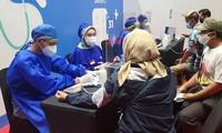 อินโดนีเซียมีจำนวนผู้ที่ได้รับการฉีดวัคซีนป้องกันโรคโควิด -19 มากเป็นอันดับ 7 ของโลก