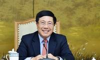 เวียดนามและสหรัฐผลักดันความร่วมมือเพื่อรับมือการเปลี่ยนแปลงของสภาพภูมิอากาศ