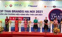 สถานประกอบการไทย 130 แห่งเข้าร่วมงานแสดงสินค้า Top Thai Brands 2021
