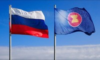 กระชับความสัมพันธ์หุ้นส่วนยุทธศาสตร์อาเซียน-รัสเซีย