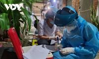 สถานการณ์การแพร่ระบาดของโรคโควิด -19 ในเวียดนามวันที่ 28 พฤษภาคม