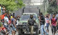 เฮติเสนอให้สหประชาชาติและสหรัฐให้ความช่วยเหลือในการค้ำประกันความมั่นคง