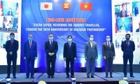 ความร่วมมือด้านเศรษฐกิจ การค้าและการลงทุนเป็นพื้นฐานให้แก่ความสัมพันธ์อาเซียน-ญี่ปุ่น