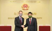 ผลักดันความร่วมมือด้านความมั่นคงระหว่างเวียดนามกับสหรัฐ