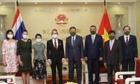 เวียดนาม-ไทยผลักดันความร่วมมือด้านการป้องกันและต่อต้านอาชญากรรม