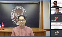 มอบทุนการศึกษาให้แก่นักศึกษาภาควิชาไทยศึกษาของมหาวิทยาลัย USSH และมหาวิทยาลัยดานัง
