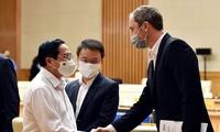 เวียดนามอำนวยความสะดวกให้แก่สถานประกอบการอียูในการลงทุนและประกอบธุรกิจในเวียดนาม