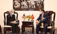 การทูตเวียดนามส่งเสริมประสิทธิภาพกลไกความร่วมมือและสนับสนุนกันในสหประชาชาติและฟอรั่มระหว่างประเทศ
