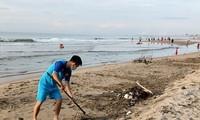 เพื่อให้ทะเลของบ้านเกิดสะอาดและสวยงาม