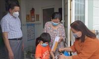 กองทุนคุ้มครองเด็กเวียดนามช่วยเหลือเด็กที่ได้รับผลกระทบจากการแพร่ระบาดของโรคโควิด -19