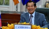 カンボジア、ベトナムにワクチン20万回分を供与