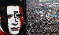 Egypt-one year after Arab Spring