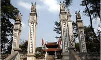 A visit to Hung Kings temple
