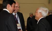Vietnam, Belgium sign cooperation agreements