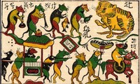 Dong Ho folk paintings- national cultural heritage