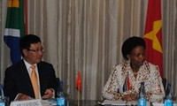 Vietnam, South Africa boost ties