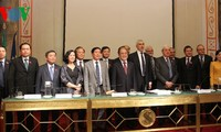 Italy-Vietnam Friendship Parliamentarian Group debuts