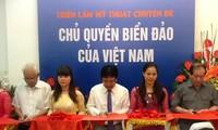 Art exhibit on Vietnam's sea and islands opens