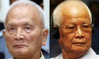 Two Khmer Rouge leaders sentenced to life in prison