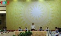President Tran Dai Quang urges for thorough preparation for APEC 2017
