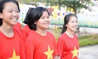 Vietnam's choir features in Human Kind single