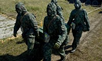 Russia destroys 99% of its chemical weapons