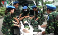Vietnamese field hospital ready for mission in South Sudan