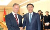 Vietnam enhances ties with Belgium, Slovakia, EU