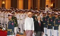 Vietnam, Myanmar agree to establish comprehensive partnership