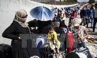German Chancellor defends her decision on refugees