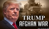 US new security strategy in Afghanistan