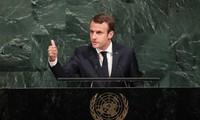 France defends Paris Agreement on Climate Change