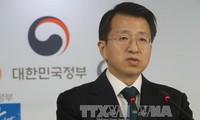 South Korea to send 8 million USD in humanitarian aid to North Korea