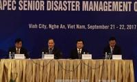 11th Senior Disaster Management Officials Forum opens