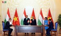 Hungarian Prime Minister concludes Vietnam visit