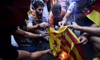 Spanish government to respond to Catalonia's unilateral secession