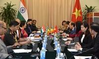 Vietnam, India hold 9th political consultation, 6th strategic dialogue
