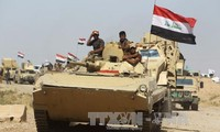 Iraqi forces attack last IS stronghold