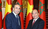 Vietnam, Morocco see potential for multi-sector cooperation