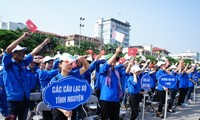 Ho Chi Minh City youths active in volunteer campaigns