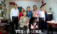 NA Chairwoman makes pre-Tet visit to Long An