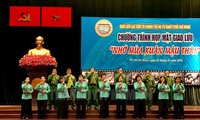 Former prisoners meet to mark 1968 General Offensive and Uprising