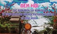 Xang Khan festival of the Thai recognized national intangible cultural heritage