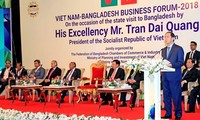 President urges firms of Vietnam, Bangladesh to create impetus for trade ties