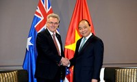 PM receives Australia-Vietnam Friendship Society President