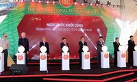 Work begins on first international education city in Vietnam
