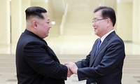 Two Koreas start working-level talks for security, protocol in inter-Korean summit